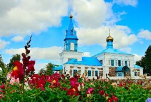 Церковь в г.Докшицы