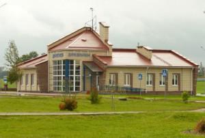 Автовокзал г.Докшицы